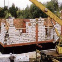 Обзор материалов для строительства дома