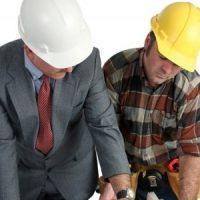 Отдельные контракты с подрядчиком и менеджером