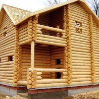 Перемешивание твердой древесины