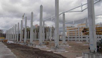 Железобетонные колонны: Характеристики изделий