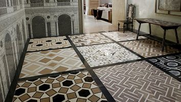 Современные способы укладки керамической плитки