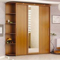 Шкафы-купе: главные признаки качества, комфорта и безопасности