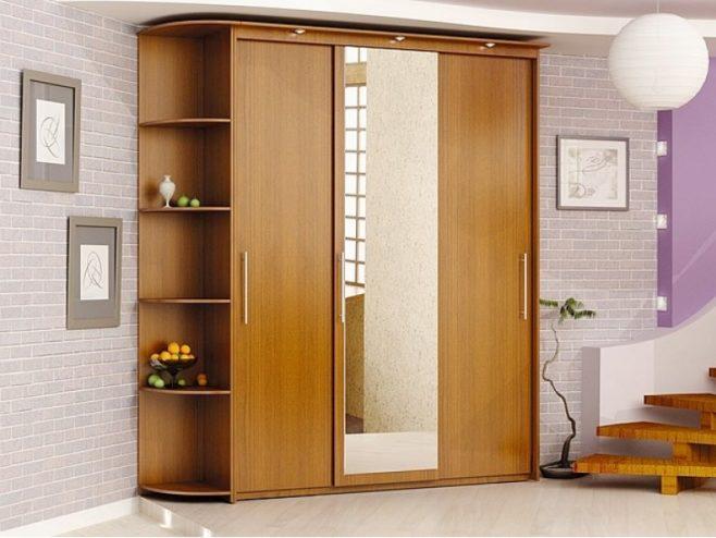 Читать: Шкафы-купе: главные признаки качества, комфорта и безопасности