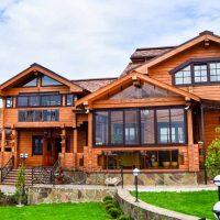 Разновидности деревянных домов и их стили