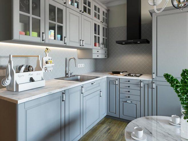 Читать: Оснащение кухонной рабочей зоны