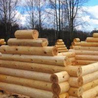 Производство срубов домов и бань
