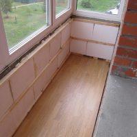 Утепляем лоджию и балкон