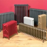 Радиаторы для отопления дома