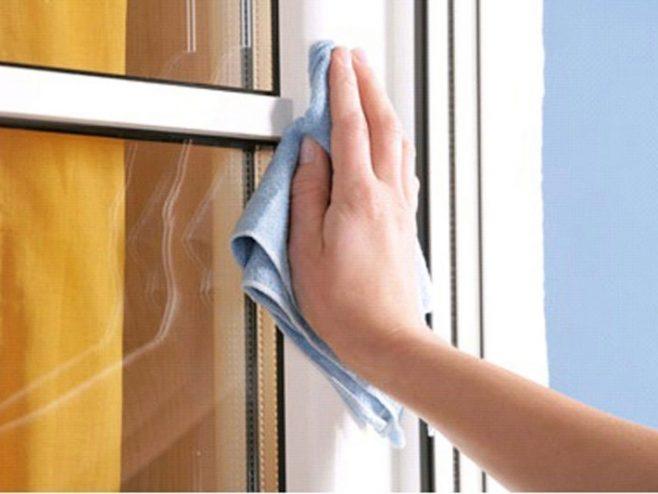 Читать: Металлопластиковые окна: особенности ухода