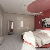 Выбор натяжных потолков в спальню