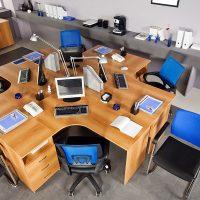 Комфортно и эргономично обустраиваем офис