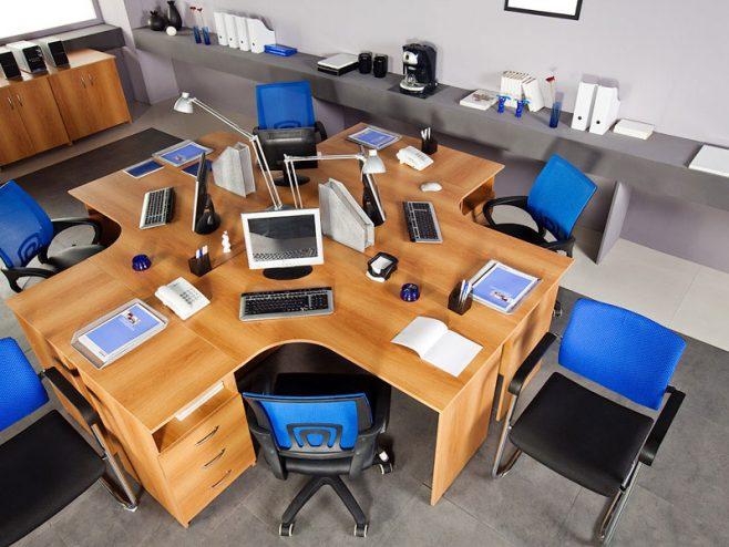 Читать: Комфортно и эргономично обустраиваем офис